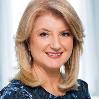 Arianna Huffington - Founder, CEO, Thrive Global